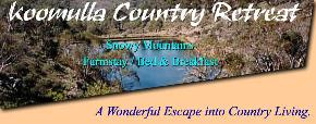 Koomulla Country Retreat - Accommodation Find