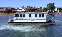 Dolphin Houseboat Holidays - Accommodation Find