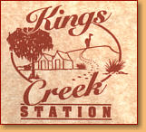 Kings Creek Station - Accommodation Find