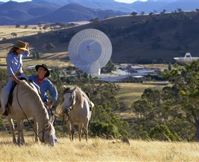 Canberra Deep Space Communication Complex - Accommodation Find