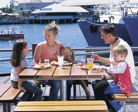 Fremantle Fishing Boat Harbour - Accommodation Find
