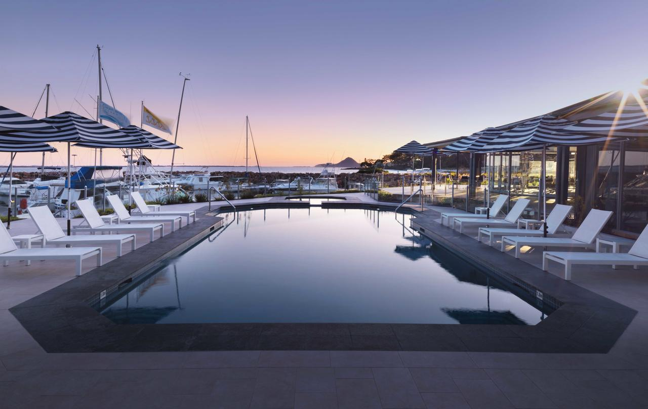 Anchorage Port Stephens - Accommodation Find