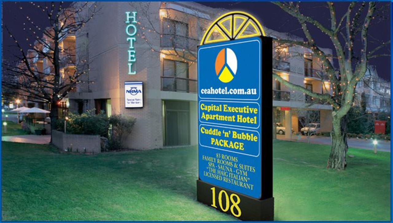 Capital Executive Apartment Hotel - Accommodation Find